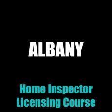 Albany - Home Inspector Licensing