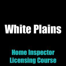 White Plains - Home Inspector Licensing