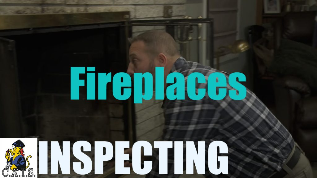 Inspecting: Fireplace