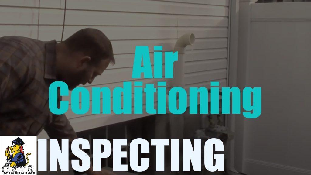 Inspecting: Air Conditioning