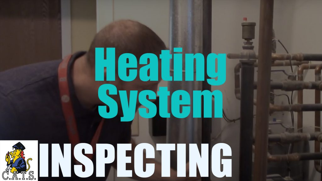 Inspecting: Heating System