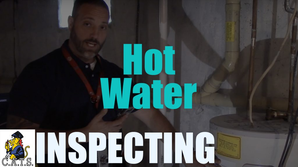 Inspecting: Hot Water