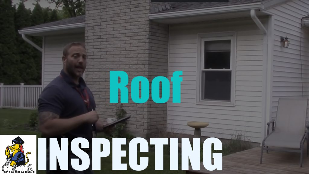 Inspecting: Roof
