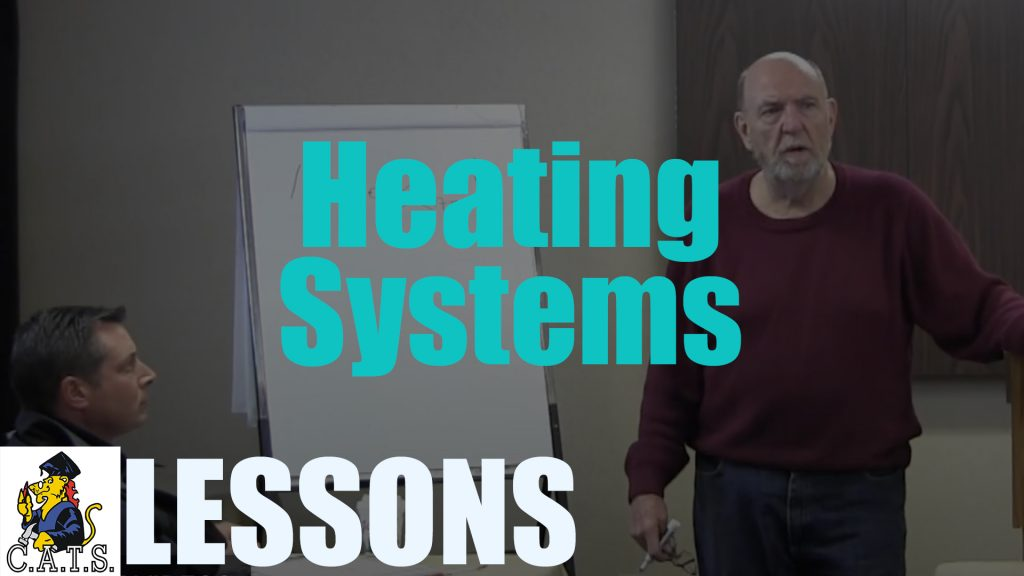 Lesson: Heating