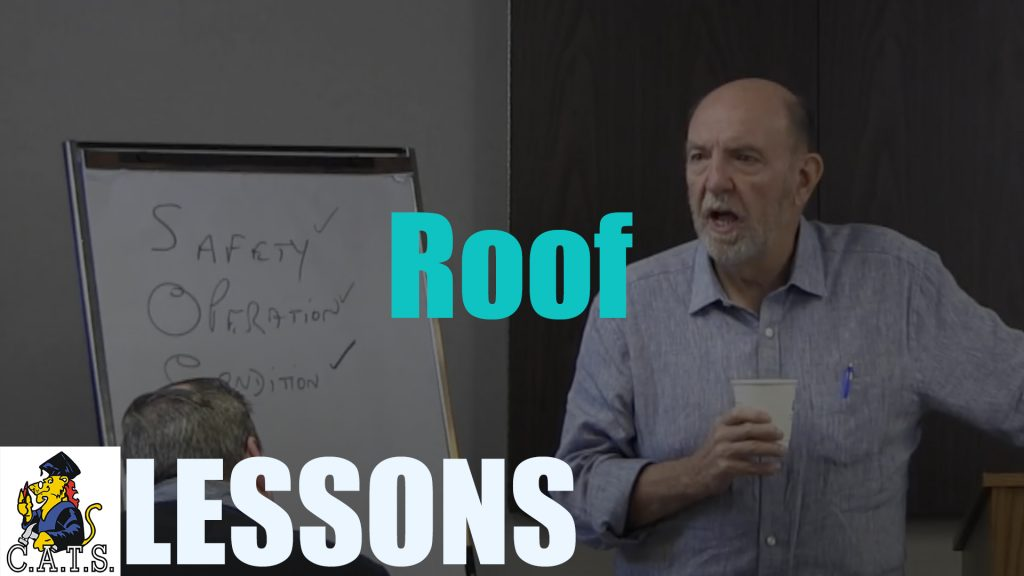 Lesson: Roof